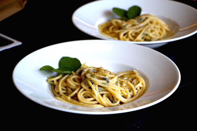 Spaghetti Quattroformaggio